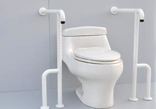 Поручни для санитарных узлов